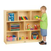 Jonti-Craft® Mega Mobile Single Storage Unit - Storage