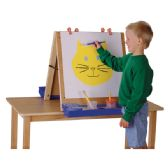 Jonti-Craft® Tabletop Easel - Art
