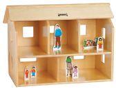 Jonti-Craft® KYDZ Doll House - Block Play