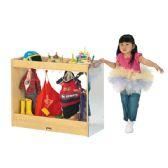 Jonti-Craft Preschool Dress-Up Island - Dramatic Play