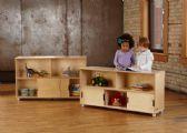 TrueModern® Low Storage Shelf - TrueModern