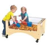 Jonti-Craft Toddler See-Thru Sensory Table - Toddlers Infants