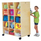 Jonti-Craft Big Twin - 30 - Cubbies