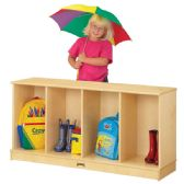 Jonti-Craft Stacking Open Lockers - Cubbies