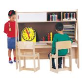 Jonti-Craft® Twin Activity Center - Art