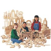 Jonti-Craft® Unit Blocks Set - Small Classroom - Block Play