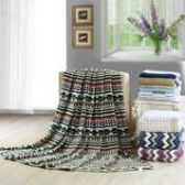 12 Units of Camesa Blankets Twin Size Assorted Patterns - Comforters