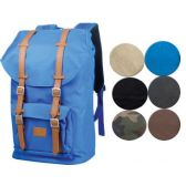 2 Units of CANVAS BACKPACK IN GREY - Backpacks