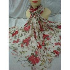 132 Units of Ladies Fashion Scarfs - Womens Fashion Scarves