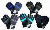 144 Units of Men's Ski Gloves - Ski Gloves