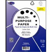 60 Units of Multi-Purpose Paper, 100 sheets - Paper