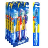 288 Units of Oral-B Shine Clean Toothbrush - Toothbrushes and Toothpaste