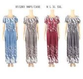 48 Units of Womens Fashion Summer Sundress In Assorted Sizes