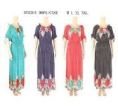 48 Units of Womens Fashion Sun Dress In Assorted Sizes