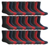 180 Units of Yacht & Smith Women's Warm Thermal Boot Socks 180 Pair Pack - Womens Thermal Socks