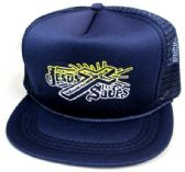 """48 Units of Youth mesh back printed hat, """"JESUS SAVES"""", assorted colors - Kids Baseball Caps"""